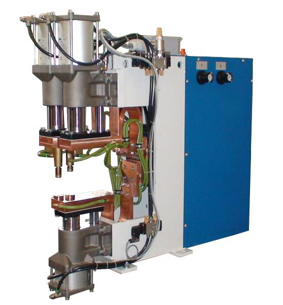 Modulo di saldatura da banco a cilindri contrapposti