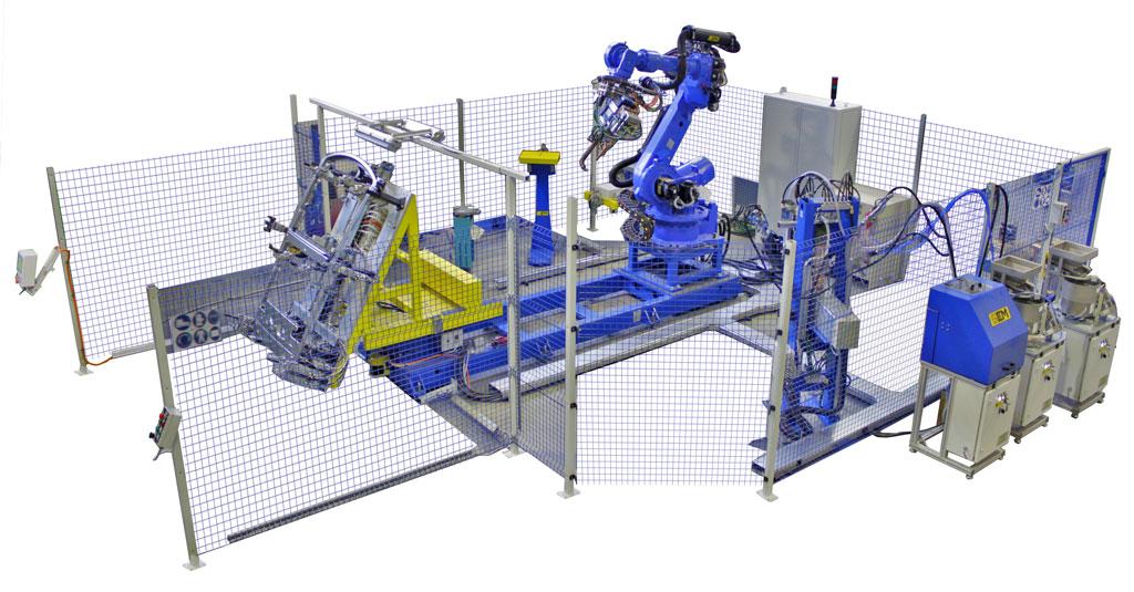 Applicazione speciale robotizzata