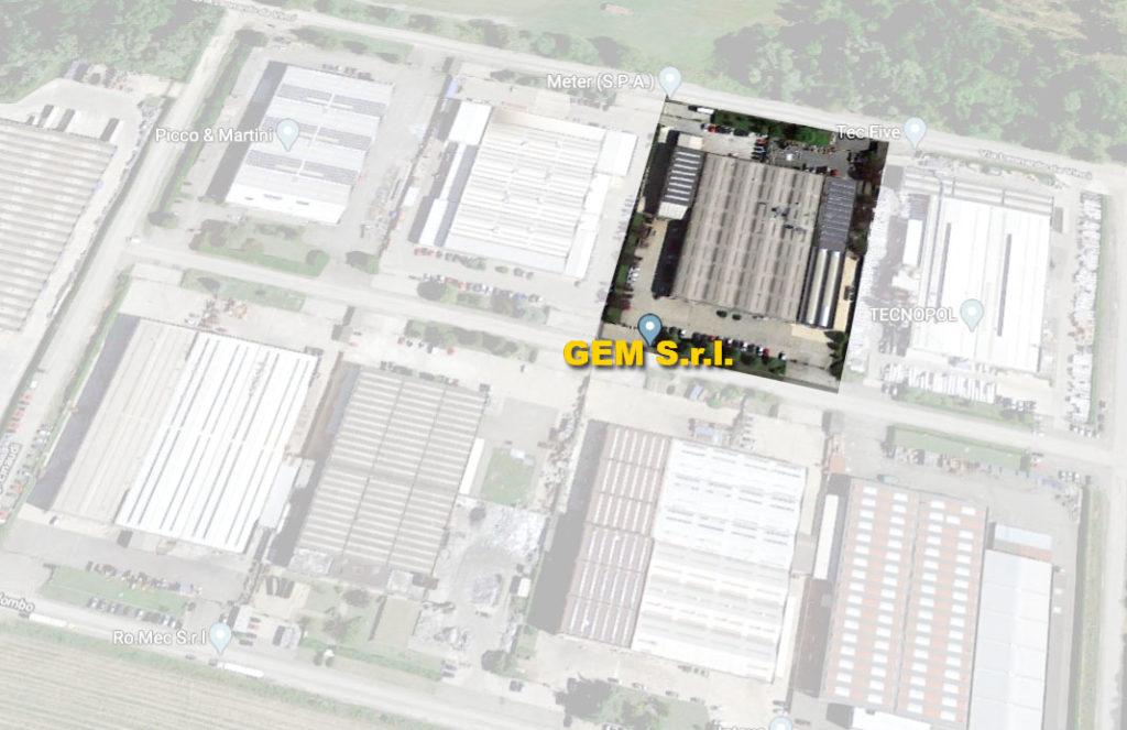 Area azienda GEM WELDING