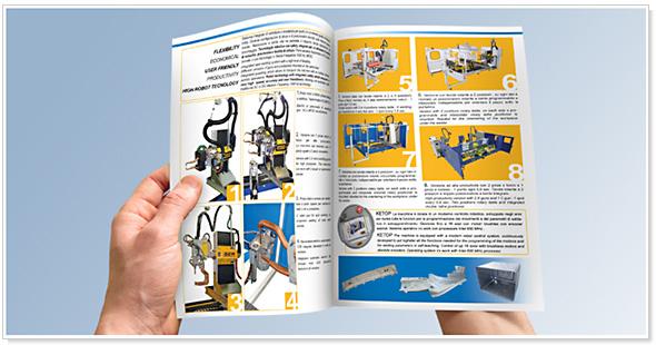 Catalogo saldatrici automatizzate Gem-Welding