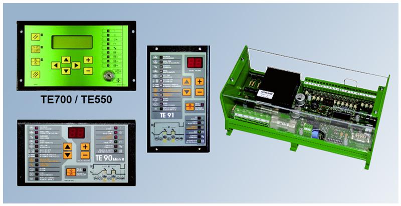 Controlli di saldatura a microprocessori