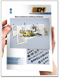 Catalogo saldatrici automatizzate Gem-Welding marta-proiezione