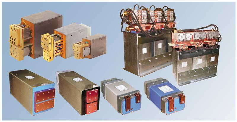Trasformatori ac monofase, trifase, trasformatori per sistemi a media frequenza